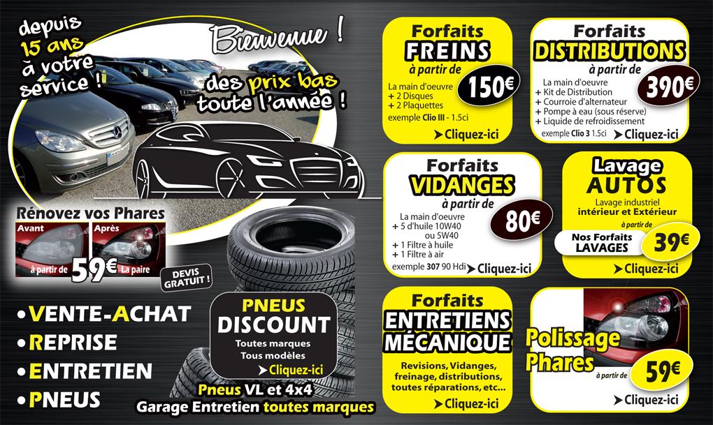 Europneus romans sur is re 26100 dr me votre - Garage d entretien automobile ...